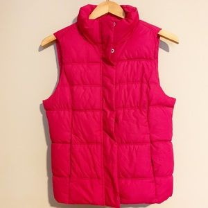 Gap Puffer Vest- Size Small
